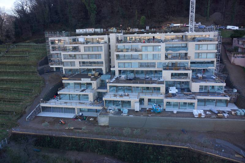 Residenza Capo San Martino, Lugano