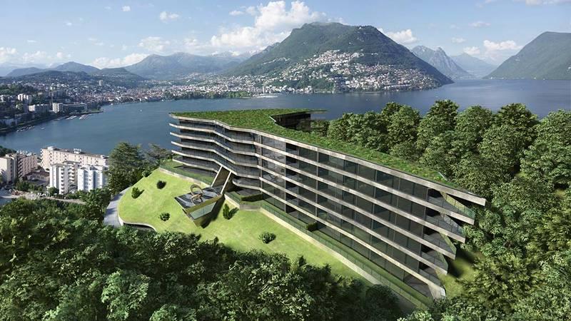 Überbauung Nizza Paradise Lugano