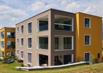 Neubau Rebhalde Igis