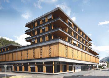Neubau Center Marcau, Ilanz